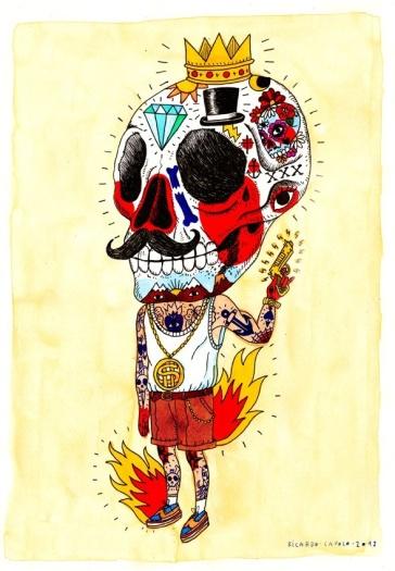 Cavolo Skull
