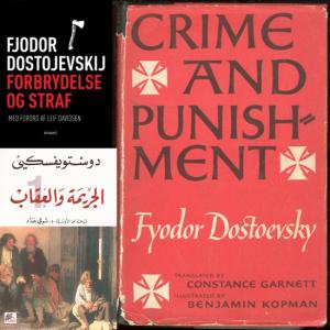 Dostoiévski - Crime e Castigo