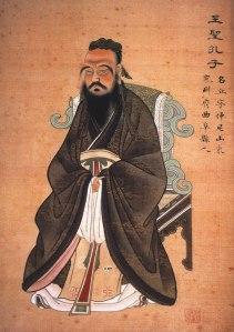 Confucio ( 551 a.C. – 479 a.C ) - sábio chinês que influenciou a cultura e os costumes nipônicos