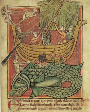 Medieval and Renaissance Sea Monsters