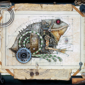 "Vladimir Gvozdev - ""Machinery"" 