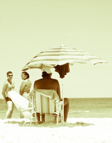 Um dia na praia de antigamente-3