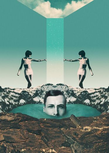 Lake of Tears - Julien Pacaud