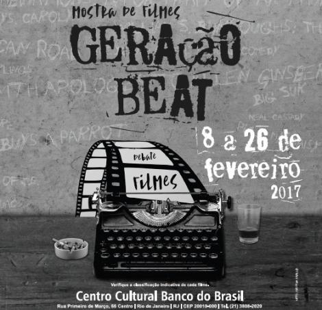Mostra Geração Beat estreia no CCBB doRio